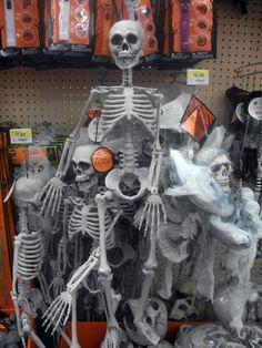 Thrifty Crafty Girl: Halloween Shopping [Walmart]