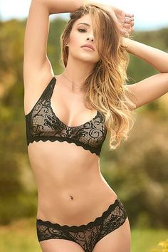 879d3aadd55 These Saucy Valentine s Day Lingerie Looks Are  20 and Under