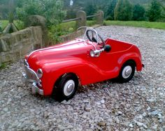 Triang Prince Charles Pedal car