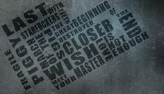 Nine inch nails typography (3888x2251, nails, typography)  via www.allwallpaper.in