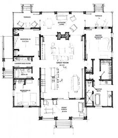House Plans on 2 bedroom starter home plans