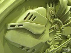SunTechnik: скульптура, аллегория, барельеф, гипс, лепка #sculpture #allegory #similitude #lowrelief #basrelief #bassrelief #gypsum #modeling #modelling arXip.com