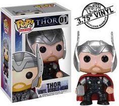 Funko POP! Marvel Thor Vinyl Bobble Head Figure Thor
