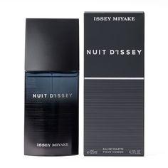 Issey Miyake Nuit D'Issey Men's Cologne - Eau de Toilette, Multicolor