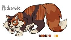 You're free to use any of the designs listed here with credit! Click menu for more options Warrior Cat Memes, Warrior Cats Series, Warrior Cats Fan Art, Warrior Cat Drawings, Warrior Drawing, Warrior Cats Art, Cat Character, Character Design, Cat Anatomy