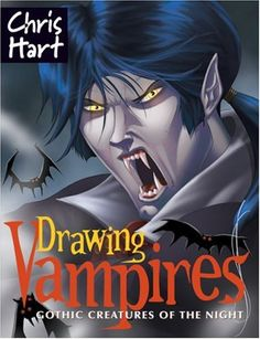 Drawing Vampires: Gothic Creatures of the Night by Christopher Hart http://www.amazon.com/dp/1933027819/ref=cm_sw_r_pi_dp_0Wp2tb0AXTSBDDJA
