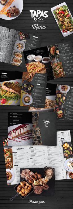 restaurant menu design menu design Pinterest Menu design
