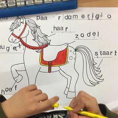 Spellenpakket Sinterklaas Spelling, Pony, Crafts For Kids, Classroom, School, Kunst, Pony Horse, Crafts For Toddlers, Class Room