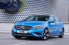 A-Class Mercedes is class
