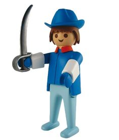 Statuette Playmobil Nordiste - LEBLON DELIENNE.