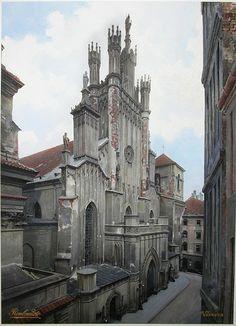 Bazylika archikatedralna św. Jana Chrzciciela w Warszawie przed 1939