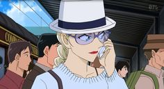 Vermouth in Detective Conan Kaito, Detective Conan Wallpapers, Case Closed, Anime Manga, Mystery, Fan Art, Character, Sketch, Woman