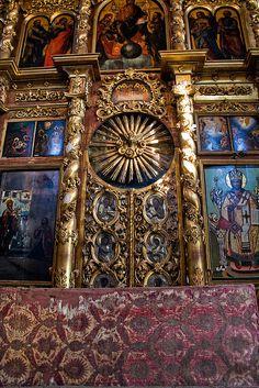 Church Orthodox of St Demetrios. Russia by huldu folk, via Flickr