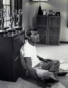 Rod Serling...one of 8 Famous People with Purple Hearts on Mental Floss
