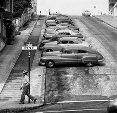San Francisco, 1950s Photo by Fred Lyon