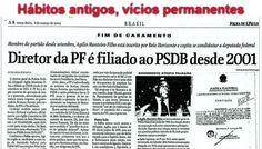 """BLOG DO IRINEU MESSIAS: SABOTAGEM POLÍTICA CONTRA O PT: Não só só os """"dele..."""