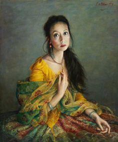 Cornelis le Mair - Portret Jeane