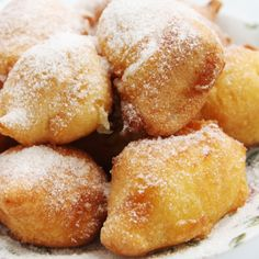 This recipe for doughnut holes is so quick and easy to make and will satisfy that craving for a homemade doughnut with very little time involved.