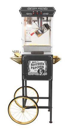 home theatre popcorn machine