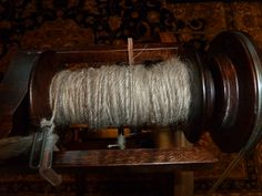 First handspun by pudgypooh