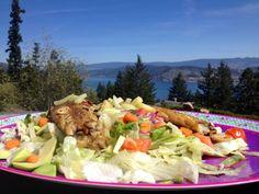 mackerel fish salad