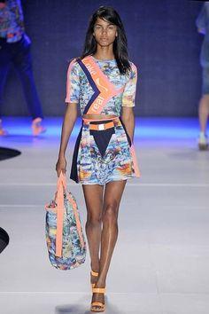 Fashion Rio - Coca Cola Clothing - Verão 2014