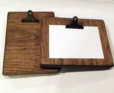 Photo Clipboard Frame, Photo Frame, Clipboard for Photos, Picture Frame, Clip Picture Frame, Clipboard Frame, Solid Wood Rustic Decor by vinylcrafts on Etsy https://www.etsy.com/no-en/listing/265795831/photo-clipboard-frame-photo-frame