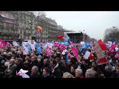 Politique - JT vidéo Résumé de La Manif Pour Tous - http://pouvoirpolitique.com/jt-video-resume-de-la-manif-pour-tous/
