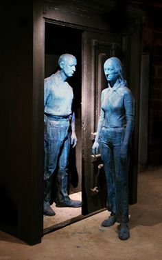 The George and Helen Segal Foundation, honoring the work of the iconic American artist, George Segal. Line Sculpture, Sociology Class, George Segal, Fun At Work, Doorway, American Artists, Art Museum, Foundation, Weaving
