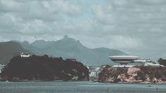 """(PT) Uma foto incrível tirada por mim em Niterói - RJ Não é por acaso que a minha cidade é conhecida como """"Cidade Sorriso"""". Um lugar fantástico para morar e para tirar fotos.  (EN) An incredible photo taken by me in Niterói - RJ It is not by chance that my city is known as """"Smile City"""". A fantastic place to live and take photos."""