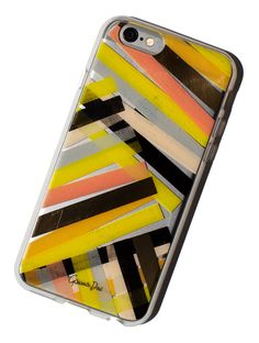Clear Color Bar iPhone 6 Case