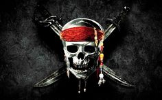 Pirates of the Caribbean 4 Wallpaper: Pirates-Of-The-Caribbean- Hd Skull Wallpapers, Movie Wallpapers, Wallpaper Designs For Walls, 4 Wallpaper, Pirate Day, Pirate Life, Captain Jack Sparrow, Moving Picture Company, Poker