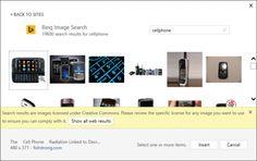 ONE: Microsoft reemplaza Office Clip Art con imágenes de Bing