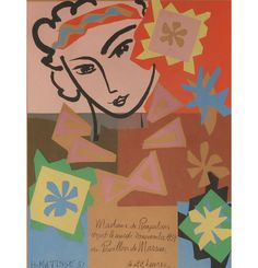Find the latest shows, biography, and artworks for sale by Henri Matisse. Henri Matisse was a leading figure of Fauvism and, along with Pablo Picasso, one of… Henri Matisse, Matisse Kunst, Matisse Art, Matisse Prints, Matisse Paintings, Picasso Paintings, Vellum Papier, Matisse Pinturas, Matisse Cutouts