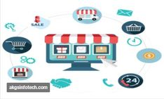 Get your #ecommerce_portal delivered from the expert hands with all latest trends and techniques at #AKGSInfotech  For more details, please feel free to Contact Us with the requirements for your project. https://bit.ly/2K9zrEg