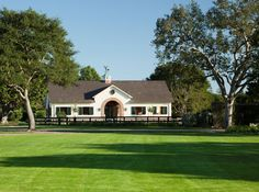 Custom Horse Barn and Arena by Leonard Unander Associates, Inc.