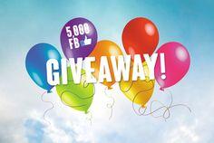 Facebook 5000 Giveaway