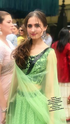 Global market Leader in Ethnic World, we serve End 2 End Customizable Indian Dreams That Reflect with Amazing Handwork & Unique Zardosi Art by Expert Workers. Indian Tv Actress, Beautiful Indian Actress, Beautiful Actresses, Indian Dresses, Indian Outfits, Punjabi Models, Tashan E Ishq, Girl Dress Patterns, Bollywood Actress