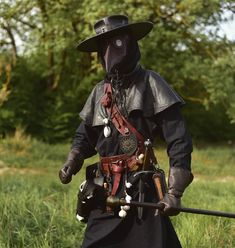 doc_feist Cosplay Costumes, Halloween Costumes, Halloween Party, Plauge Doctor, Character Concept, Character Design, Doctor Costume, Black Death, Inspired Outfits