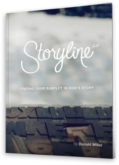 Don't miss Donald Miller's Storyline Conference this February hosted at PLNU!