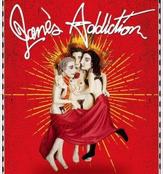 """Jane's Addiction """"Ritual de lo Habitual"""" Concert Poster FRIDGE Magnet x Jane's Addiction, Gas Monkey, Concert Posters, First Night, Sketches, Ebay, Musicians, Indie, Drawings"""