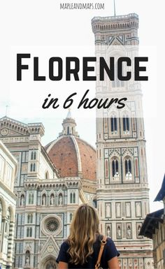 How to spend a day in Florence, Italy