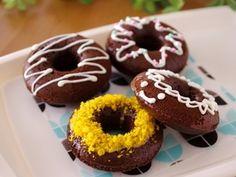 ホットケーキミックスでつくる、バターなしのもちもち焼きドーナツ☆簡単デコおやつ|レシピブログ