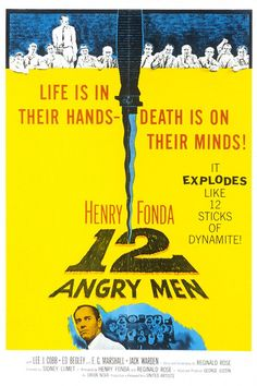 12 Angry Men (1957) Poster