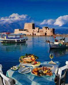 Nafplio - Peloponnese, Greece