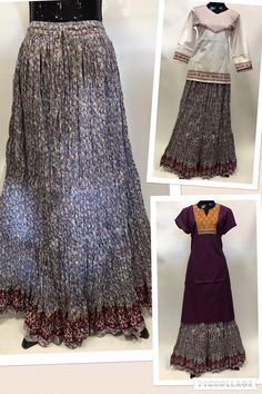 Get inspired .!! Follow the trends.! Think outside the box .!!! and mix & match from our collection. There's a lot u can do. .!...Lengha , Lenghacholi, Skirts, Tops Tunics and more at sarangcollection.com