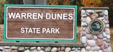 Warren Dunes State Park Campground - Great memories of this amazing place.  Really want to go back soon...