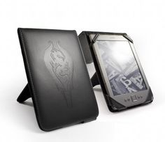 "Tuff-Luv Apocalypse Series case cover & stand for Amazon Kindle 4 / Kobo Touch - 'Guardian' Black by Tuff-luv. $31.99. We've specially created a range of cases, designed to lovingly fit and protect your Amazon Kindle 4 / 6"" E-Ink.Our high quality faux leather Flip-style case includes a secure harness which will ensure your new Amazon Kindle 4 / 6"" E-Ink stays where it belongs! You can have the peace of mind knowing your device is safe and at the same time have complete access to ..."