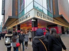 Debenhams hits the buffers after a miserable Christmas    Debenhams has been struggling of late Getty  Were back to the high street again with a stark illustration of how volatile the current reporting season is going to be. Just a day after Next surprised on the upside Debenhams has done the opposite. And how.   'Volatile' is one word it used to describe current trading. And 'challenging'. They are the sort of words companies often use when what they really mean is 'godawful'.   While Nexts…