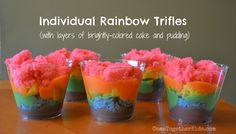 Rainbow Trifles